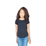 Girls Fitted T-shirt