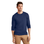 Mens Long Sleeve Standard Fit T-shirt