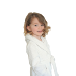 Childrens Dressing Gown for Embroidery