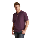 Adult Standard Fit Polo Shirt for Embroidery