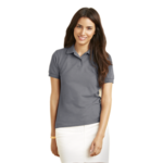 Ladies Fitted Polo Shirt for Embroidery
