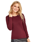 Ladies Fit Long Sleeve T-shirt