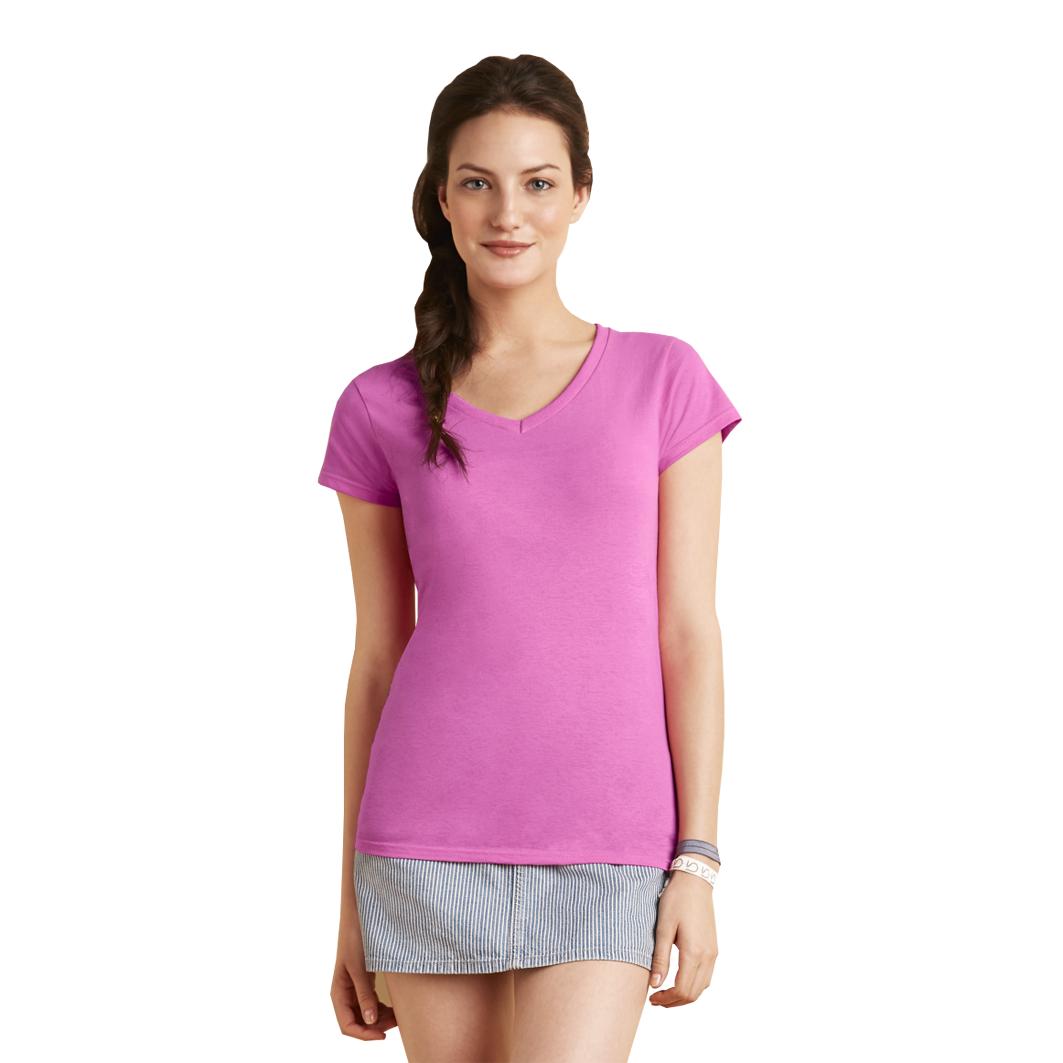 Ladies Fitted 39 V 39 Neck T Shirt Tshirt Print Online