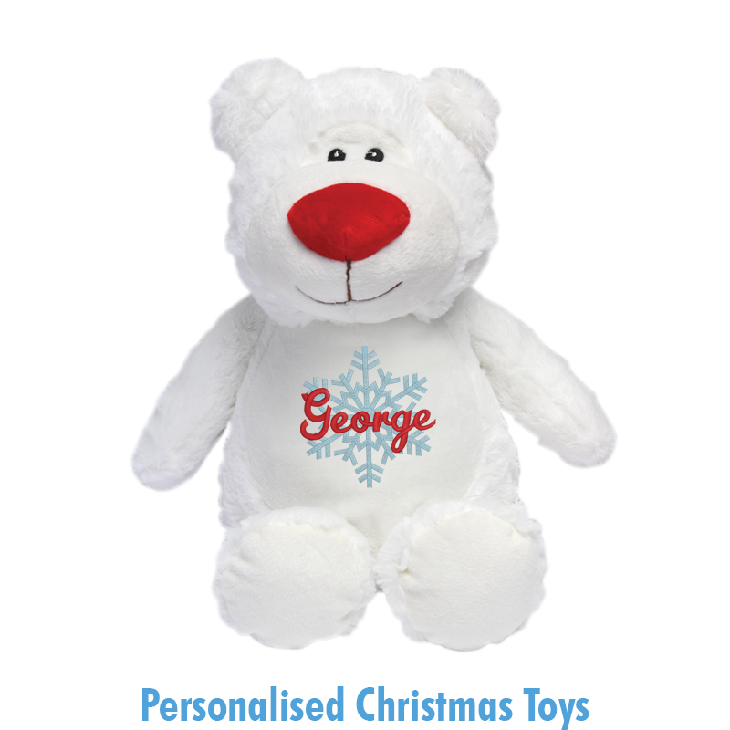 Personalised Christmas Toys
