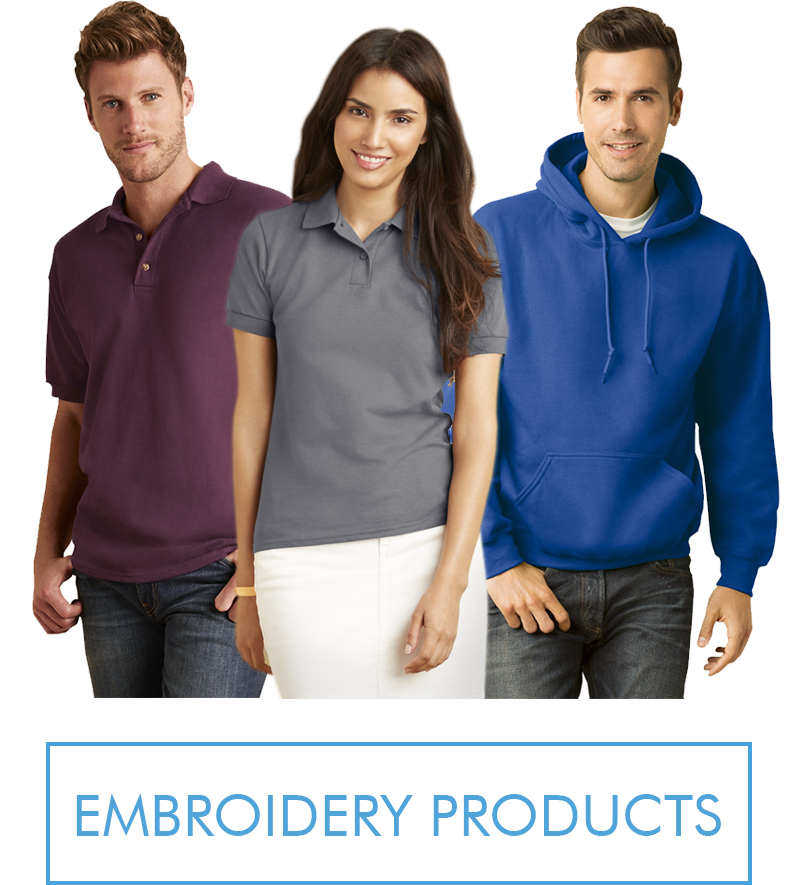 Embroidery products