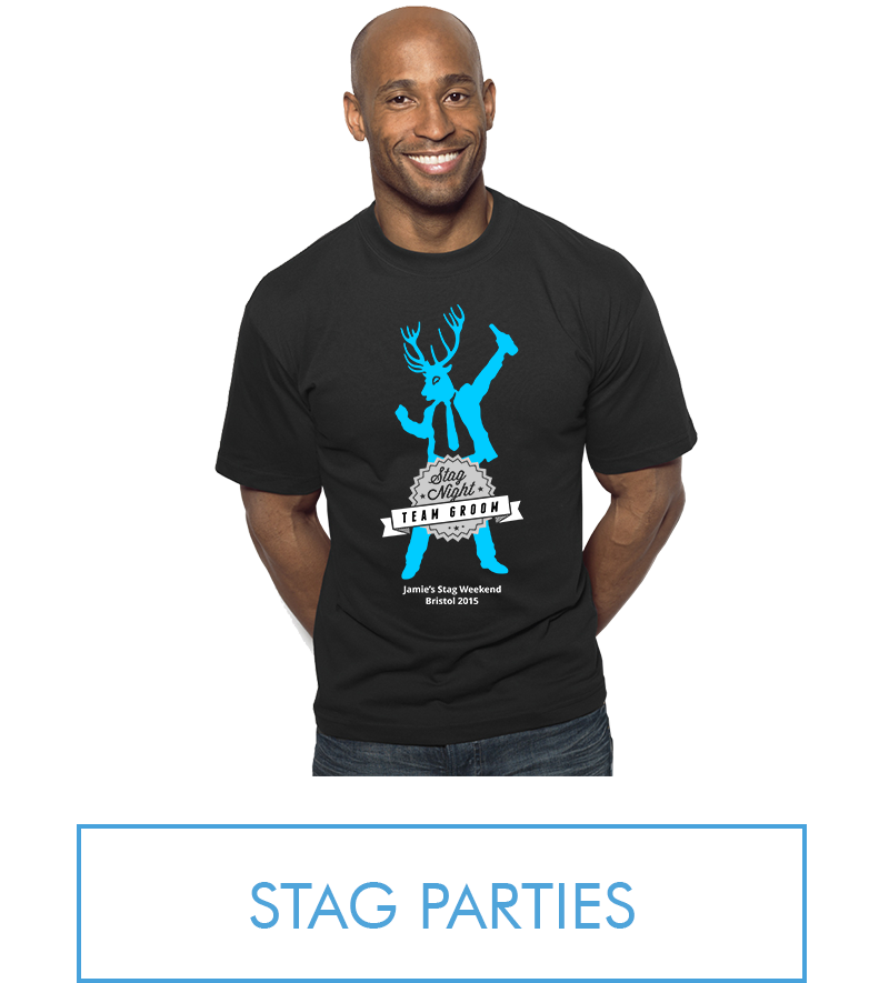 Stag Party Tshirts